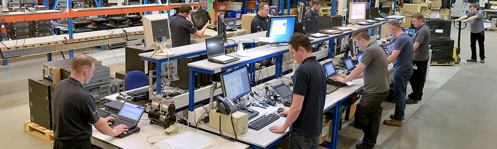 How Our IT Disposal & Recovery Services Work